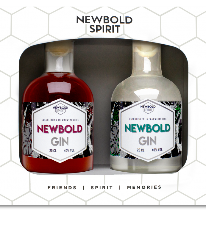 Gin double pack