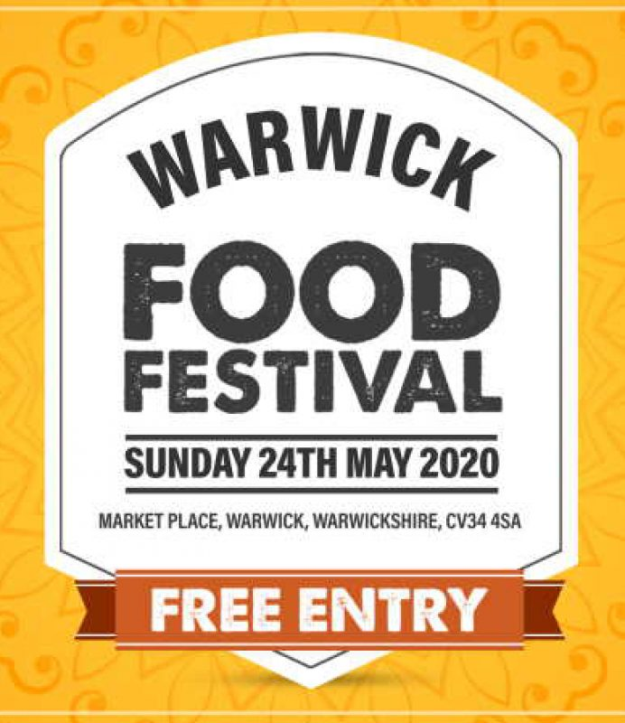 Join us at Warwick Food Festival