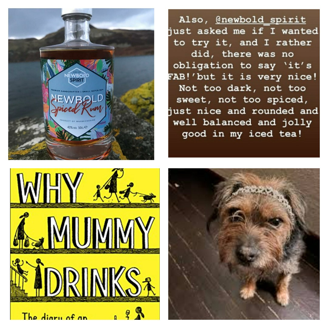 Why Mummy Drinks……..